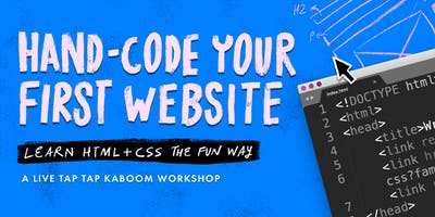 Hand-Code Your First Website