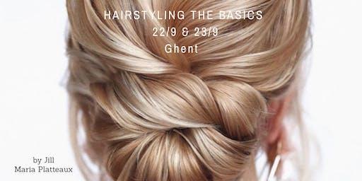 Hairstyling the basics 'Inspo by Tonyastylist'