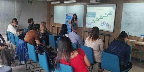 Marketing 360° Para Emprendedores tickets