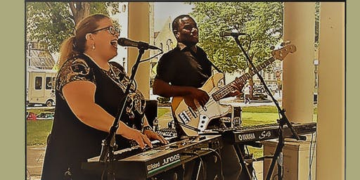LIVE MUSIC- Electric Duo 1:30pm-4:30pm