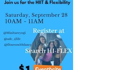 Hi Flex tickets