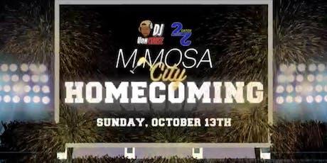 MimosaCity: Homecoming tickets