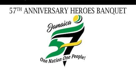 Jamaica Association Heroes Banquet billets