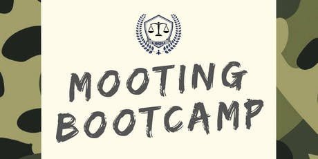LSOU MOOTING BOOTCAMP  tickets
