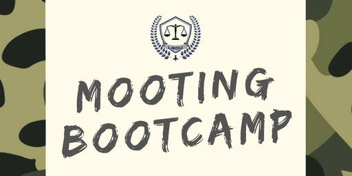 LSOU MOOTING BOOTCAMP