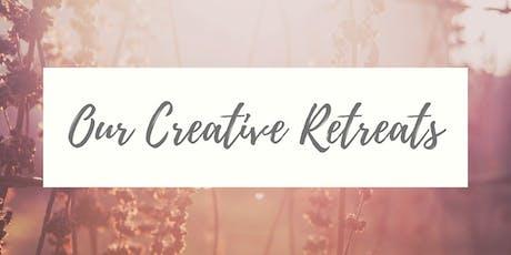 Our Creative Retreats STL - September 2019 tickets