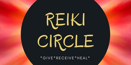 Reiki Connect - Healing Circle tickets