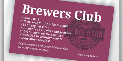 Brewers Club Members Only Oktoberfest Preview