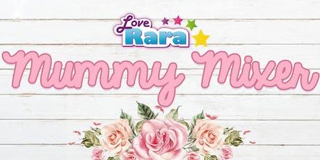 Macmillan Morning Mummy Mixer  tickets
