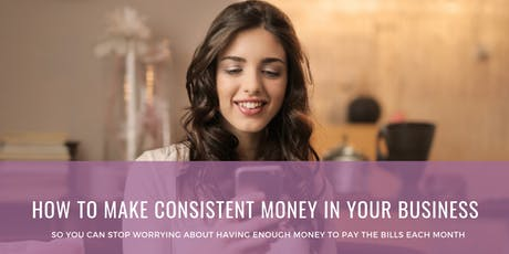 Increase your Income So You Can Stop Worrying About Making Enough Money to Pay the Bills {FREE Online Training} tickets
