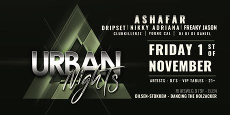 Urban Nights Tickets