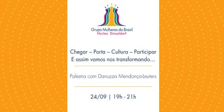 Chegar – Porta – Cultura – ParticiparE assim vamos nos transformando... Tickets