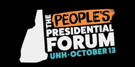 The People's Presidential Forum, New Hampshire tickets