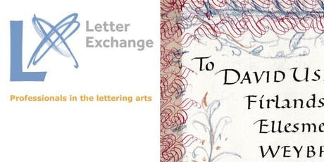 Letter Exchange lecture by David Usborne tickets