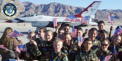 "Operation ""SENTINEL SERVANT"", Support to 2019 Nellis Air Expo"