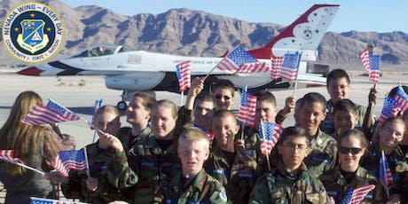 """Operation """"SENTINEL SERVANT"""", Support to 2019 Nellis Air Expo tickets"""