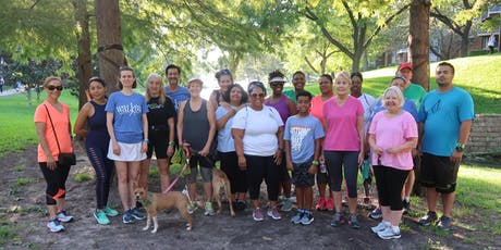 Walk With A Doc Dallas, September 21, 2019 at 8 am tickets