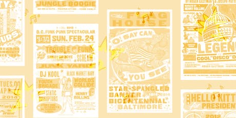 Shaolin Jazz & Globe Posters: Opening Party! tickets
