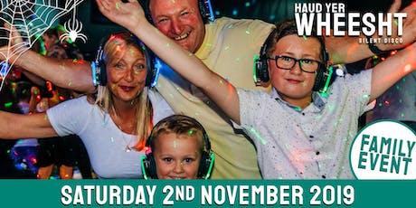 Halloween Family Silent Disco at STYX Kirkcaldy (2nd November) tickets