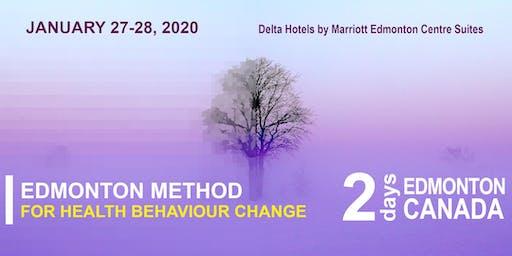 Edmonton Method for Health Behaviour Change (2 Day Intensive)