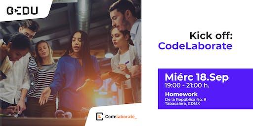Kick off: CodeLaborate