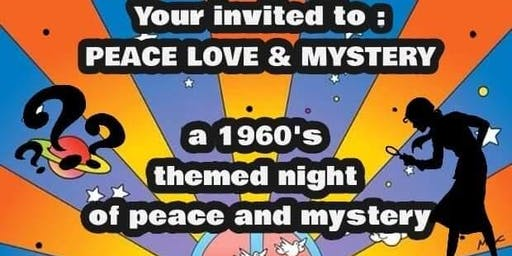 Peace, Love, & Mystery