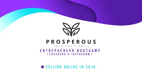 Entrepreneur Bootcamp Facebook & Instagram Edition  tickets