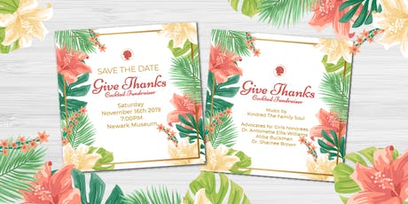 Give Thanks Cocktail Fundraiser tickets