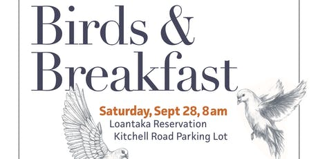 Birds and  Breakfast tickets