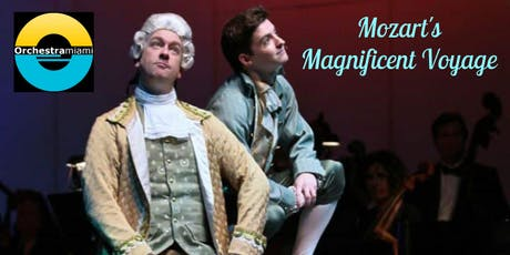 Mozart's Magnificent Voyage! tickets