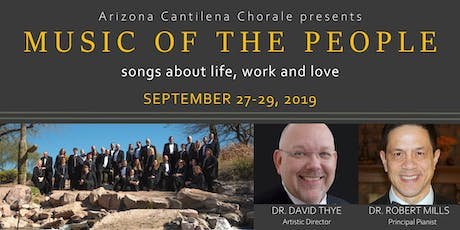 Music of the People - Choral songs about life, work and love tickets