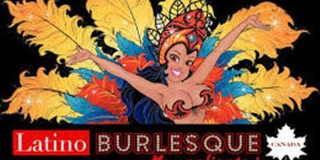 Show Burlesque Latino billets