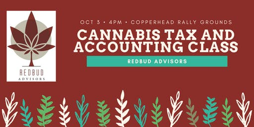 Redbud Advisors Tax and Accounting Classes at Harvest Fest 2019