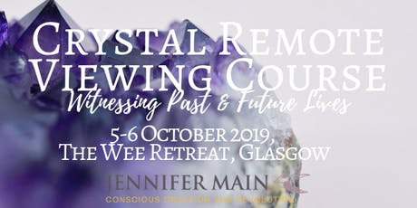 Crystal Remote Viewing Course tickets