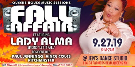QUEENS HOUSE MUSIC SESSIONS FALL AFFAIR  tickets