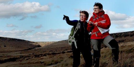 Edale Navigation Course for Women, Peak District
