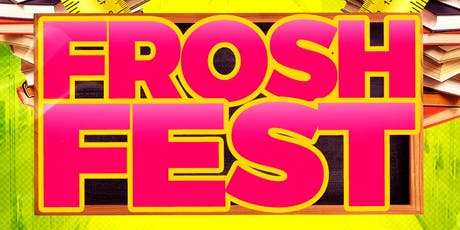 OTTAWA FROSH FEST @ THE BOURBON ROOM   OFFICIAL MEGA PARTY! tickets