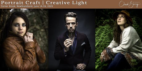 Portrait Craft | Creative Light - Corner Brook tickets