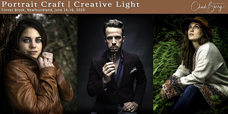 Portrait Craft | Creative Light - Corner Brook tickets