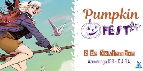 Pumpkin Fest 2019 entradas