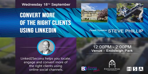 Business Networking event - Make the most out of LinkedIn