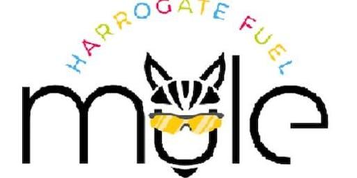 Private Dine Nine Nights  UCI World Championships #Velo Harrogate Fuel Mule