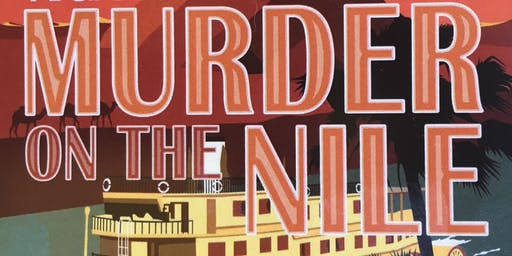 Murder on the Nile: Theater Benefit for AAUW Redlands
