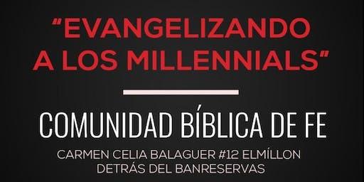 """Taller de evangelismo """"Evangelizando a los milenia"""