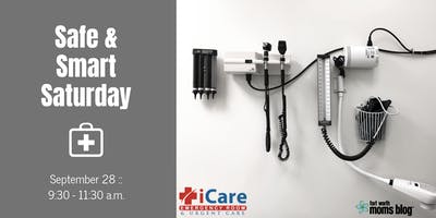 Safe & Smart Saturday :: First Aid Training Event