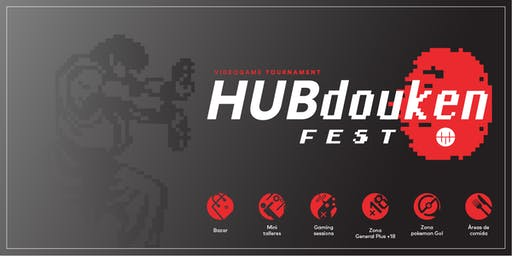 HUBdouken Fest: A Videogame Tournament