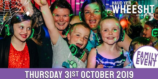 HYW Family Halloween Silent Disco at McPhails (31st October)
