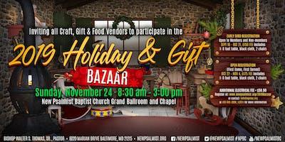 2019 Holiday & Gift Bazaar