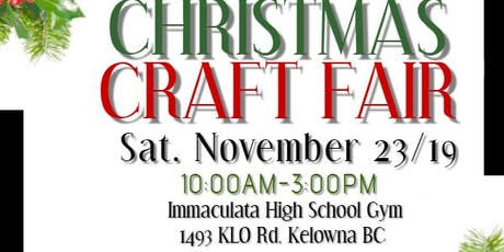 Christmas Craft Fair tickets