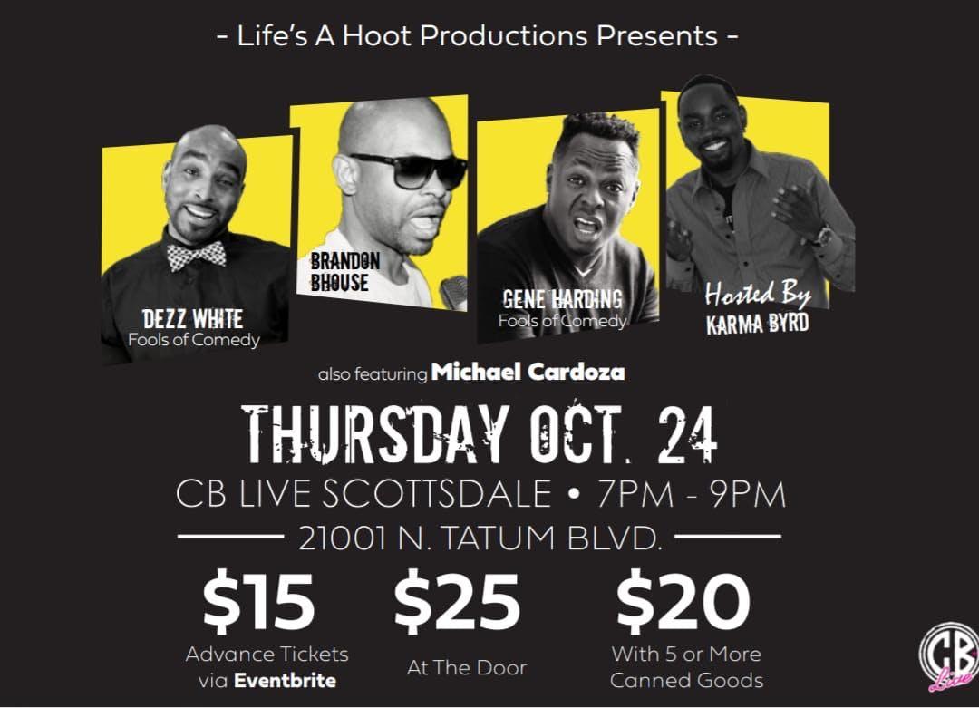 US Bred - AZ Fed Comedy Night